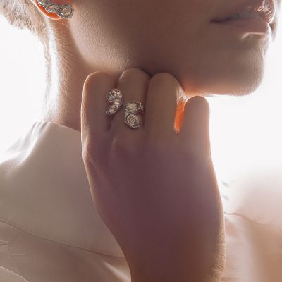 Blossom Ring Crystal