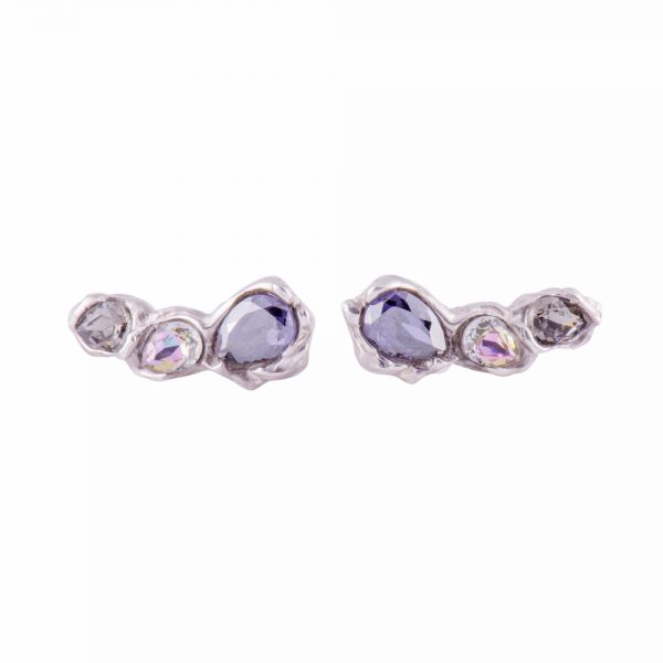 Blossom Lavender Earrings