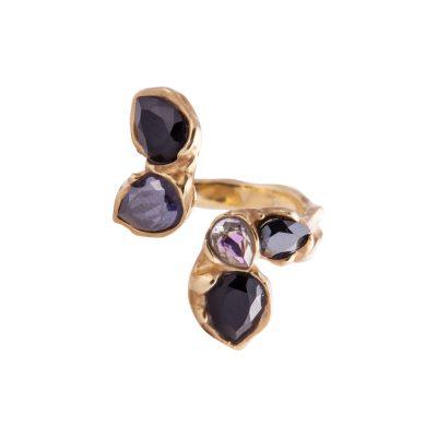 Blossom Ring Violet