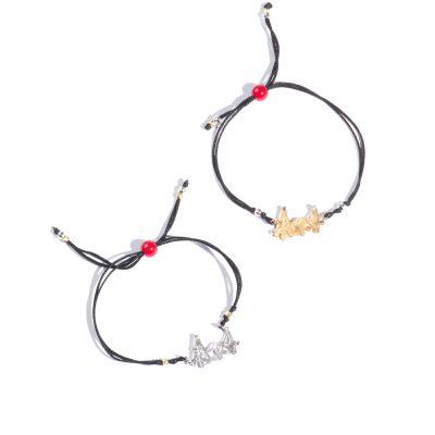 Iskra Art String Bracelet