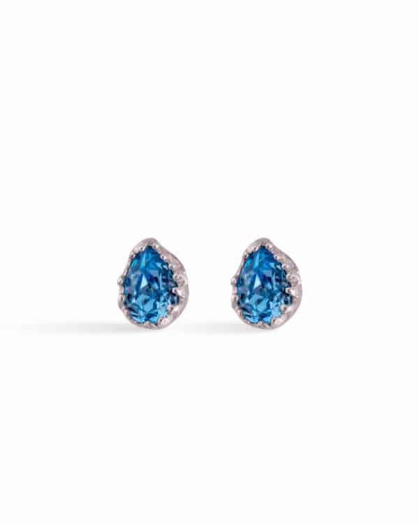 Blue Drop Silver