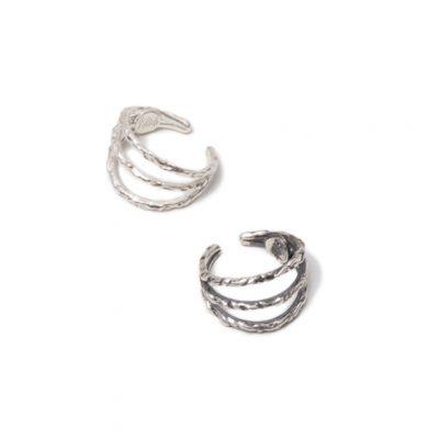 Silver Ear-Ring